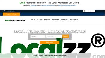 LocalPromoted.com - Local Promoted information.